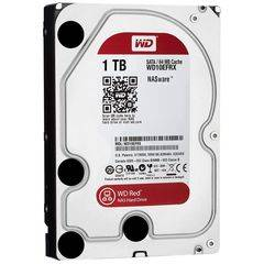 1TB Western Digital Red