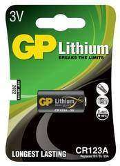 GP Battery CR 123A