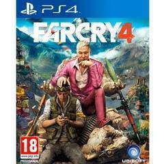 Title Far Cry 4 PS4