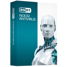 Eset NOD32 Antivirus 3 PC