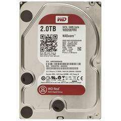 2TB Western Digital Red