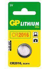 GP Battery CR2016