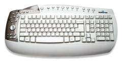 Manhattan Deluxe MultiMedia Keyboard 171588