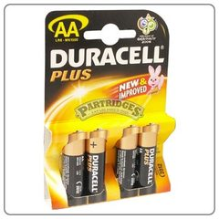 Duracell Plus Battery AA