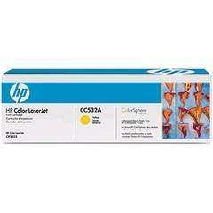 HP Toner 304A Yellow