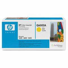 HP Toner 124A Yellow