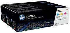 HP Toner 128A Tri-Color