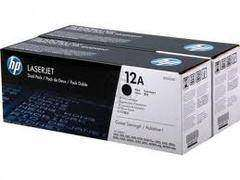 HP Toner 12A Double