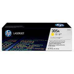 HP Toner 305A Yellow