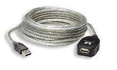 Manhattan Active USB 2.0 A/A Extension Cable