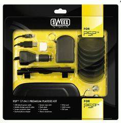 Sweex PSP 17-in-1 Accessories Kit