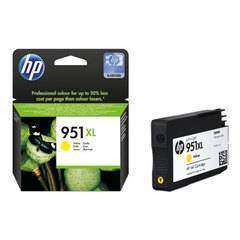 HP 951XL Yellow Ink