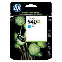 HP 940XL Cyan Ink for Pro 8500