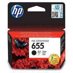 HP655 Black for 3525/4615/4625/5525/6525