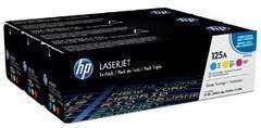 HP Toner 125A Tri-Color
