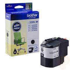 Brother LC229XLBK Black Ink