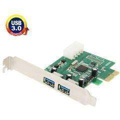 SuperSpeed PCI Express to USB 3.0