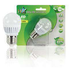 HQ LED Lamp E27 3.5W