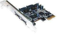 M-CAB PCI Express 2+2 port SATA