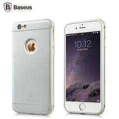 Baseus iPhone 6,6s Plus Cover Case Silver