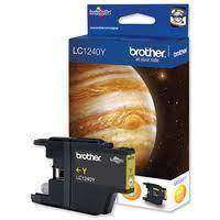 Brother LC1240M Yellow Ink