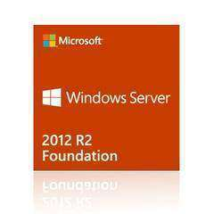 HP Microsoft Windows Server 2012 Foundation R2 ROK (15 Users)