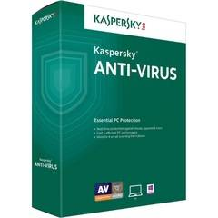 Kaspersky Antivirus 3 PC's