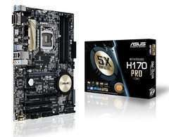 Asus ATX H170-Pro Motherboard