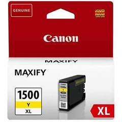 Canon PGI-1500XLY Yellow Ink