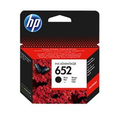 HP F6V25AE 652 Black For 1115/2135/3635/3835/4535/4675