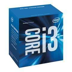 Intel Core i3 CPU i3-6300 3.3GHz LGA1151