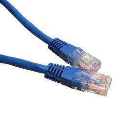 Patch Cable CAT6 UTP 2.0M Blue