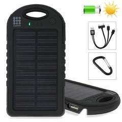 HAWEEL Solar 8000mAh Power Bank
