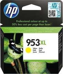 HP F6U18AE HP953XL Yellow for Pro 8210/8710/8715/8720/8725