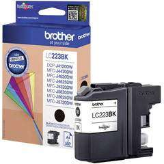 Brother LC223BK Black Ink