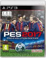 Pro Evolution Soccer 2017 EN ps3