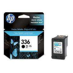 HP C9362EE 336 Black Ink