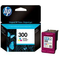 HP CC643EE HP300 Tri-Colour Ink for F4280