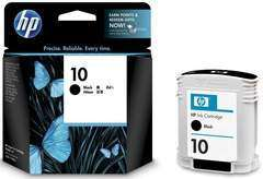HP C4844AE (10) Black Ink Cartridge
