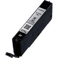 Canon CLI-571XL Black Ink Cartridge For MG5750 ,MG6850,MG7750