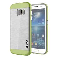Silcoo Transparent TPU Case for Samsung Galaxy S7