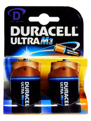 Duracell 1.5v D size Alkaline Plus Battery