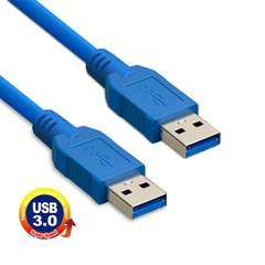 USB 3.0 A to A M/M Cable