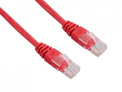 Patch Cable CAT6 UTP 5.0M Red