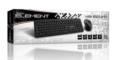 Element KB150UMS Keyboard & Mouse Set