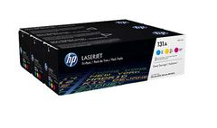 HP Toner 131A Tri-Color