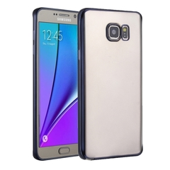 Plating Soft Cover Case for Samsung Galaxy S7