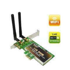EDUP  PCI-E  Wireless Adapter
