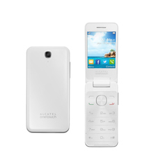 Alcatel OneTouch 2012D Flip Phone