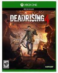 Game Title Dead Rising 4 For XBOX ONE